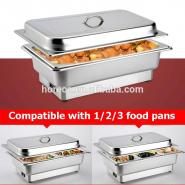 Hot sale buffetware electric chafing dish food warmer
