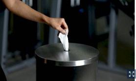 Athletix Equipment Cleaner Wipes