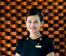 THE LAGUNA BALI WELCOMES CHIEF CONCIERGE: VERINA RENDIZA