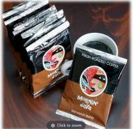 Mornin Java (Premium 4-Cup Coffee Filter Pouch)